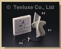 Tenluxe Tag Pin Gun Tag Pins & Needle