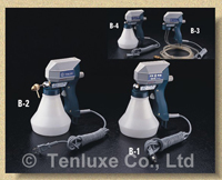 B-1, B-2, B-3, B-4 Textile Cleaning Gun